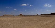 En del av världens största sandöken, Rub al Kahli. November 2015