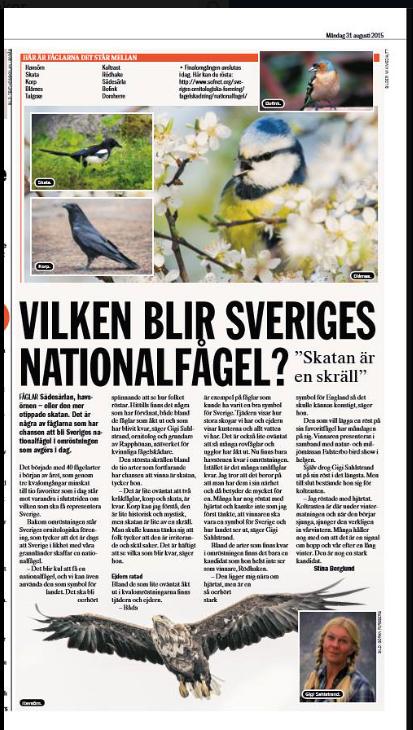 national-fågel